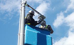 付帯伝送用通信配線工事