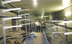 通信用光伝送路敷設工事