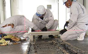 設置耐震工事
